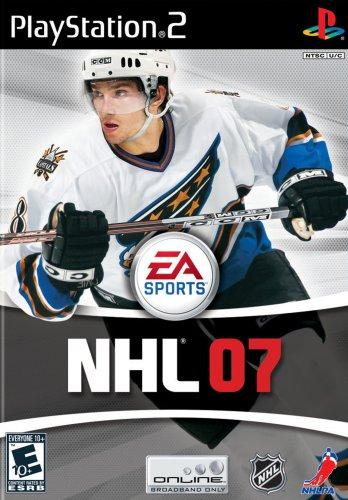 NHL 07 - PlayStation 2 (Hawthorne Two Light)