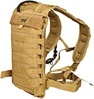 Seibertron Tactical Molle Hydration Carrier Pack Backpack Great for Outdoor Sports of Running Hiking Camping C