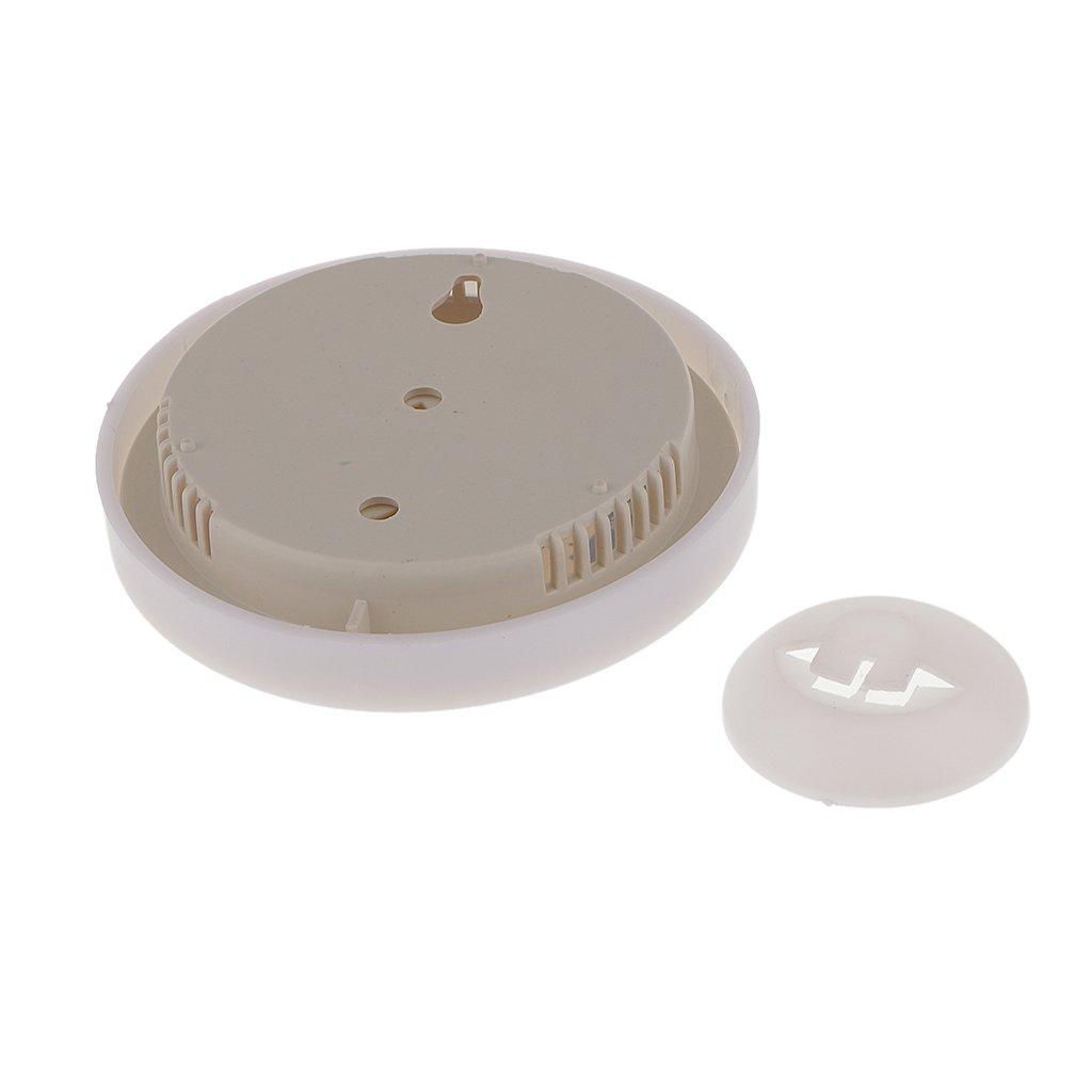 Indoor Outdoor nass Hygrometer Feuchtigkeit Thermometer Temp Temperatur Messger/ät