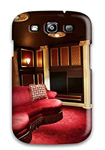 Fashion Design Hard Case Cover/ HgEXdQL2954hHSvA Protector For Galaxy S3