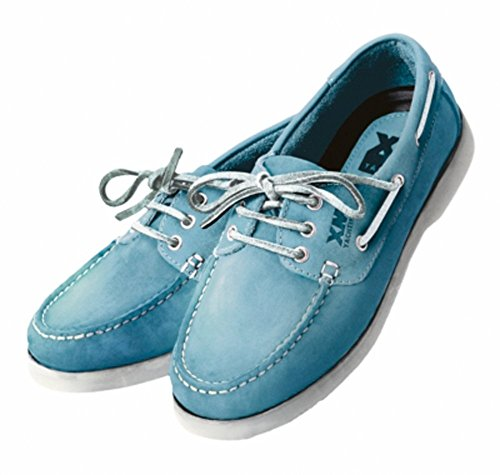 Barco Xm Mx Mujer Claro Azul Crew Zapatos Yachting CpSSxq6