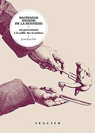 Balthazar Grimod de la Reynière par Jean Haechler