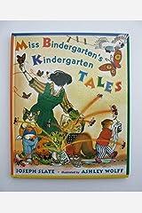 Miss Bindergarten's Kindergarten Tales Hardcover