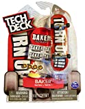 Best Spin Master Bakers - Tech Deck 'BAKER' Series 1, 96 mm skateboard Review
