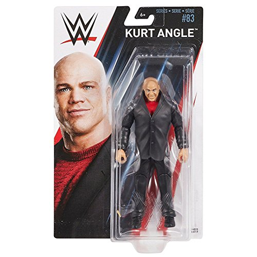 WWE Series # 83 Kurt Angle Core Action Figure