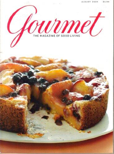 Gourmet Magazine Covers - Gourmet Magazine (August, 2005)
