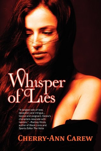 Book: Whisper of Lies by Cherry-Ann Carew