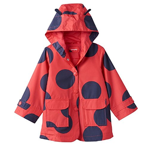 - Carter's Toddler Girl Ladybug Transitional Jacket (2T)