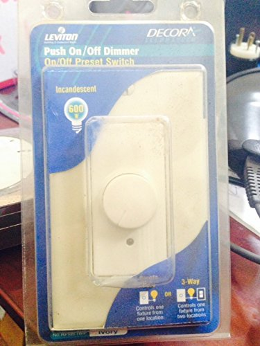 Decora Rotary Dimmer Switches - 2