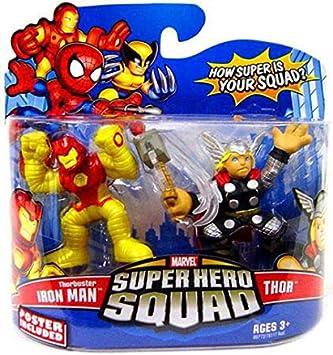 Marvel Superhero Squad Series 13 Mini 3 Inch Figure 2-Pack ...