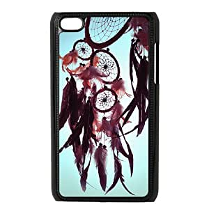 S-ADFG Phone Case Aztec Tribal,Customized Case ForIpod Touch 4