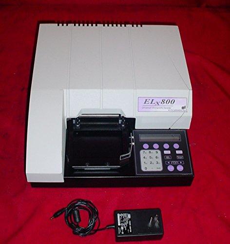 Bio-Tek Elx800 Absorbance Microplate Reader El x 800 #2