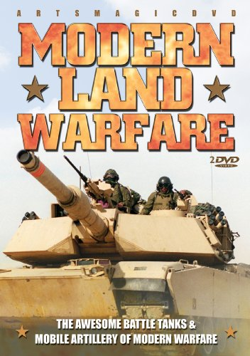 Price comparison product image Modern Land Warfare (2 DVD)