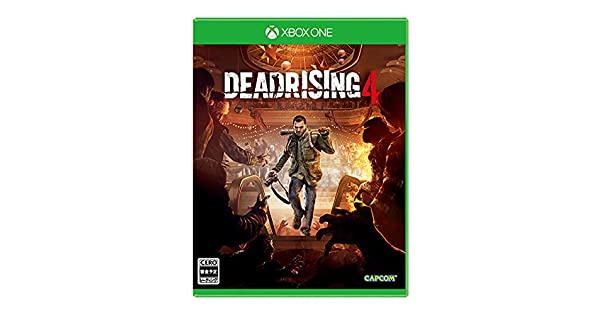 Dead Rising 4 MICROSOFT XBOX ONE Import Japonais [video game ...