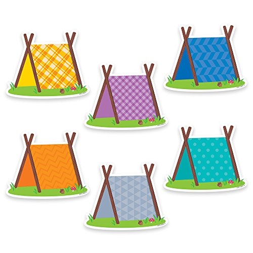 (Creative Teaching Press Woodland Friends Pup Tents 6
