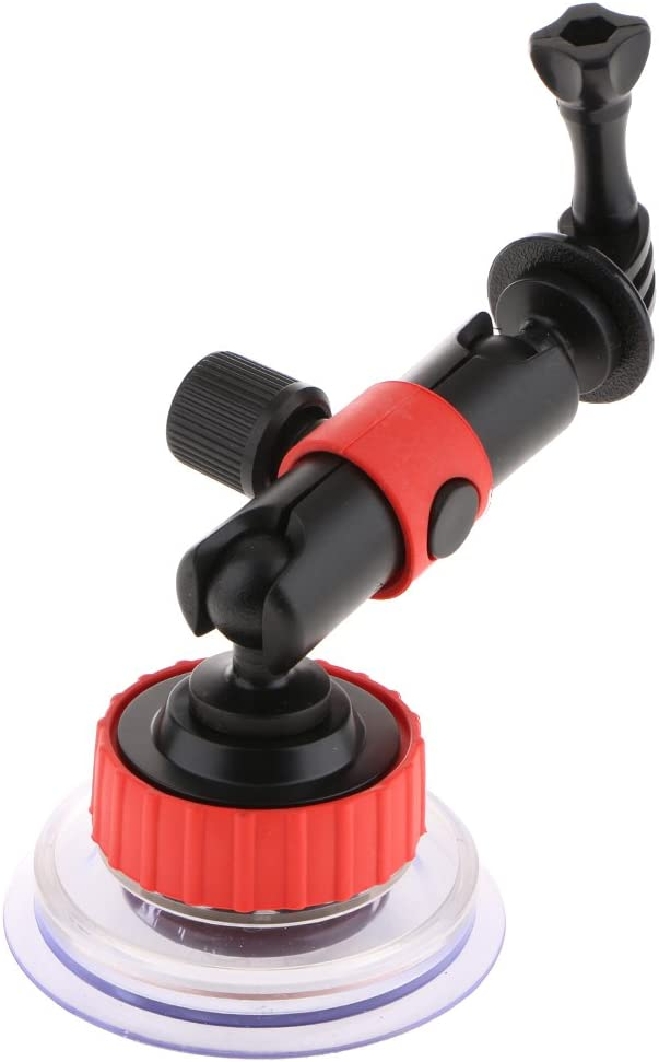 Vacuum Suction Cup Car Mount Windscreen Stand Holder for Hero 5 4 3