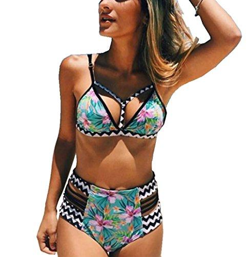 CoCo Fashion Swimsuit Waisted Bathing