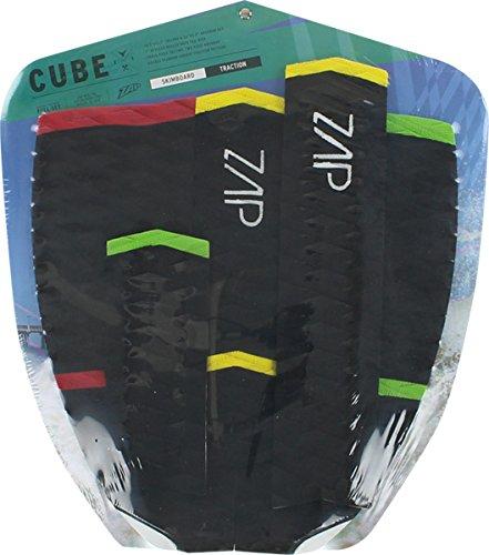 Zap Cube Tail/Arch Bar Set [Rasta]