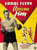 MOVIE FILM GENTLEMAN JIM ERROL FLYNN BOXER FINE ART PRINT POSTER BB6617B