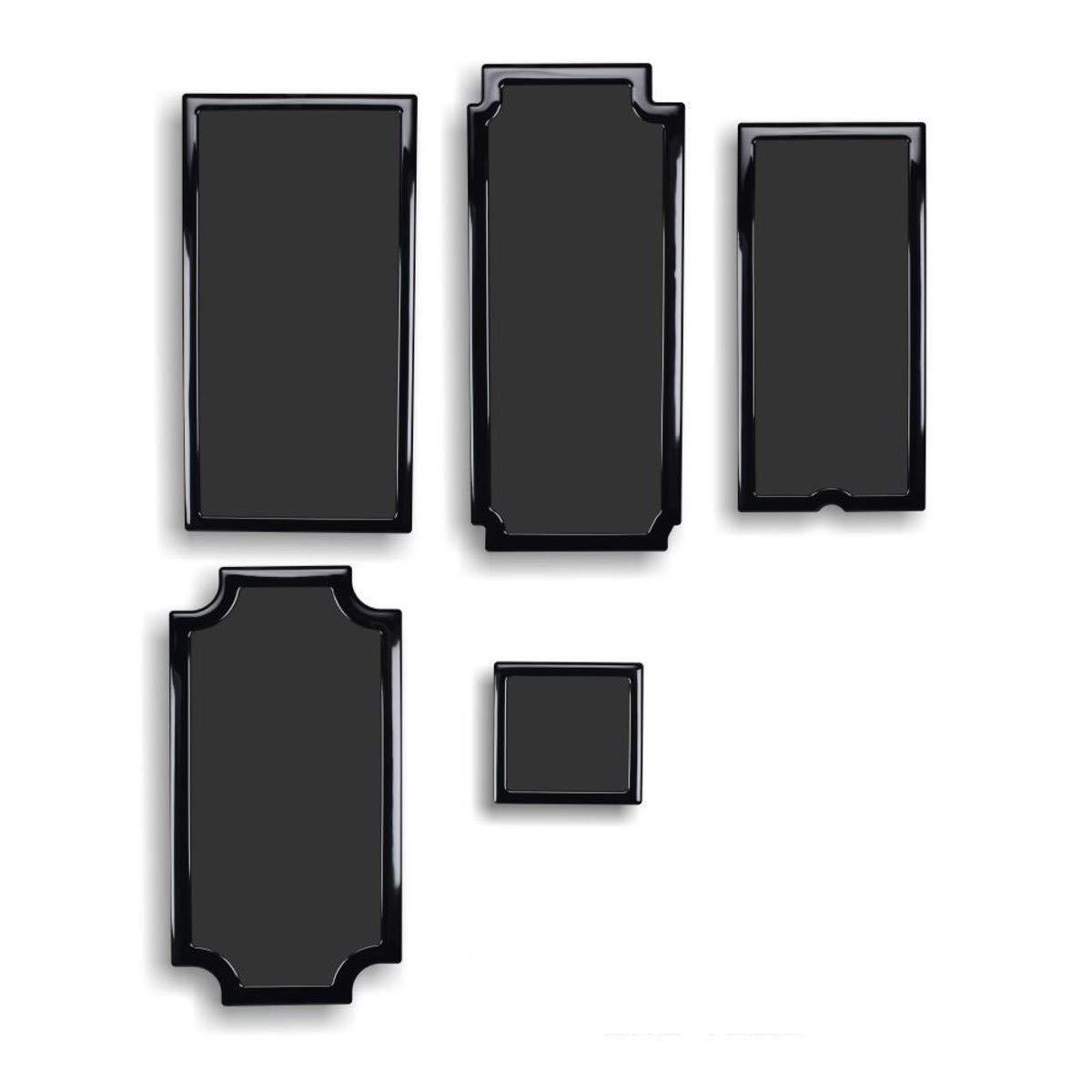 DEMCiflex Dust Filter Kit for Sliger Cerberus X Filter Kit (Case Without Handle) by DEMCiflex