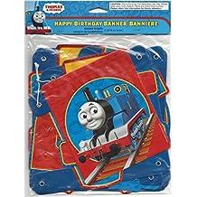 Thomas the Train Happy Birthday Banner 7.59 Ft