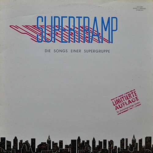 Supertramp - Supertramp - Die Songs Einer Supergruppe - A&m Records - A&mcl 32180-2, A&m Records - Amtv 4 - Lyrics2You