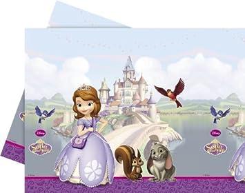 Princesa Sofía Fiesta De Cumpleaños Mantel De Plástico ...