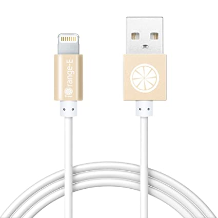 Amazon.com: IPhone 7 Charger, IOrange-E Apple Certified 10Ft (3M ...