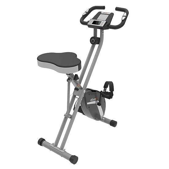 side facing ativafit magnetic folding bike