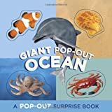 Giant Pop-Out Ocean, Chronicle Books Staff, 0811874796