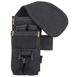 Custom Leathercraft 5 Pocket Cell Phone/Tool Holder (B0000DYVCX) | Amazon Products