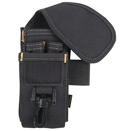 - CLC Custom LeatherCraft 5-Pocket Cell Phone/Tool Holder - 1105