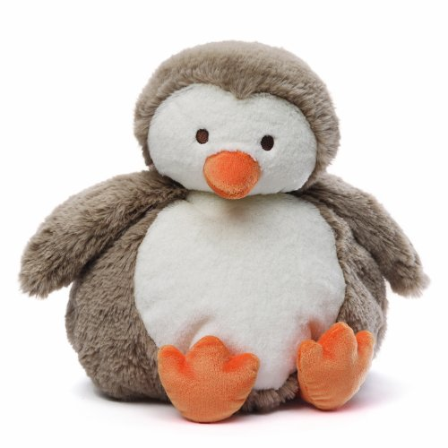 (Baby GUND Chub Penguin Stuffed Animal Plush, 10