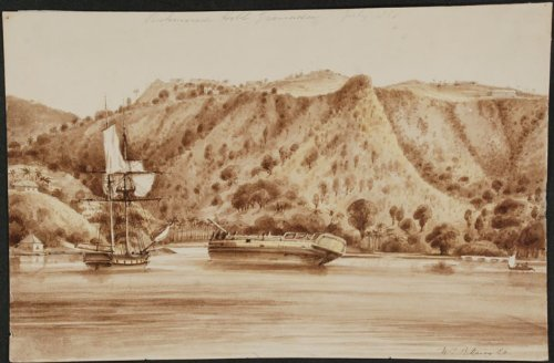 Richmond Hill Grenada July 1850 by
