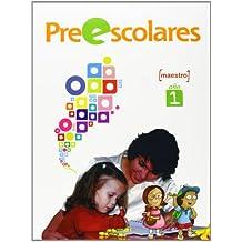 Preescolares, Año 1, Maestro (Spanish Edition)