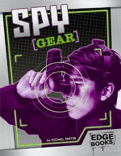 Spy Gear (Spies) - Spy Gear Equipment