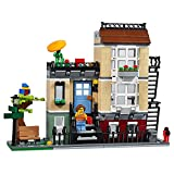 Image of LEGO Creator Park Street Townhouse 31065 Building Toy