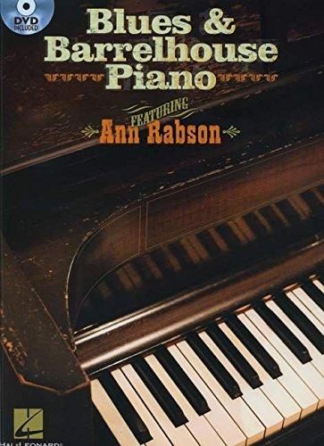 - Blues & Barrelhouse Piano