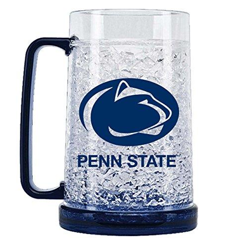 NCAA Penn State Nittany Lions 16oz Crystal Freezer Mug ()