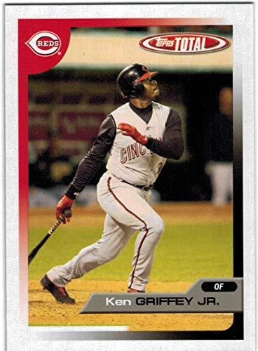2005 Topps Total Cincinnati Reds Team Set with Ken Griffey Jr & 2 Adam Dunn - 26 MLB Cards