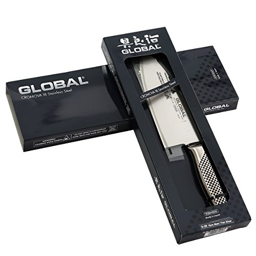 Global G-29-7 inch, 18cm Meat/Fish Slicing Knife by Global (Image #3)