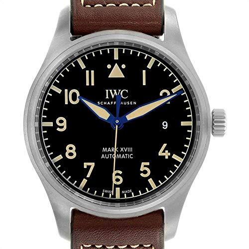 (IWC Pilot Automatic-self-Wind Male Watch IW327006 (Certified Pre-Owned))