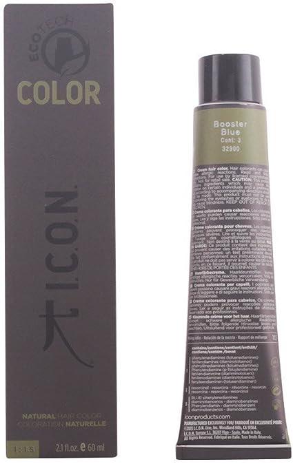 Icon Ecotech Color Booster Blue Tinte - 60 ml