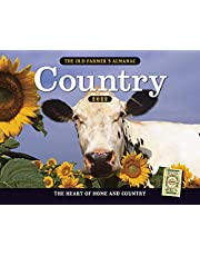The Old Farmer's Almanac 2022 Country Calendar