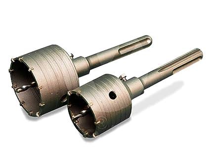 Bohrkrone Dosenbohrer SDS Plus Ø 65-80 mm HM Bohrer Lochbohrer Hartmetall