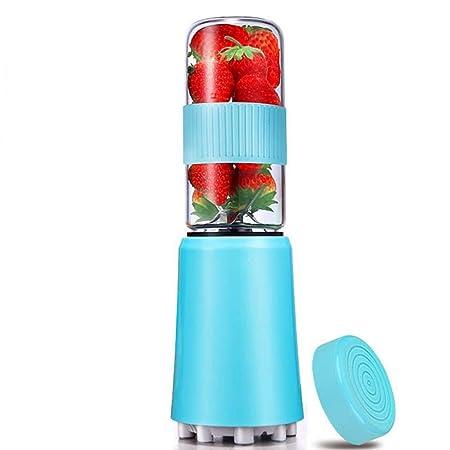 Mini Batidora Portátil, Licuadora para Fruta, Recargable Juice ...