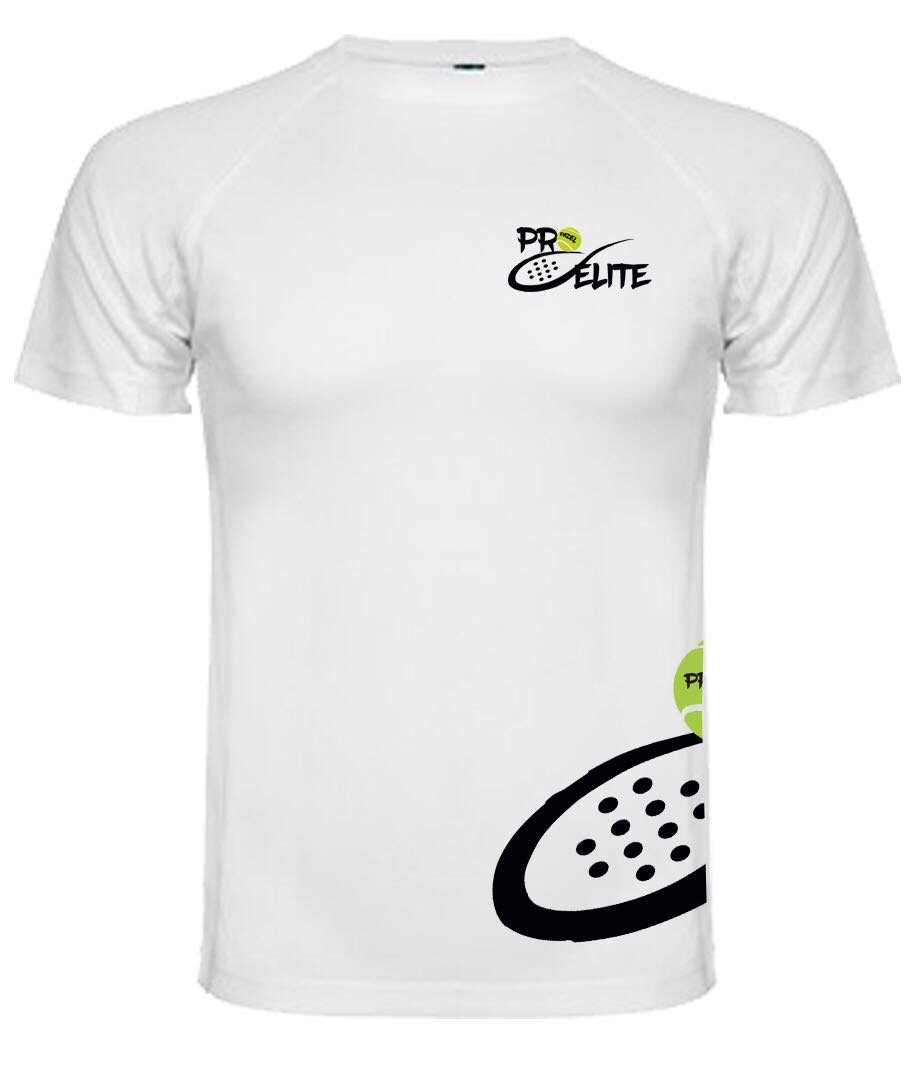 Camiseta Pro Elite Junior Blanca (Talla 12): Amazon.es: Deportes y ...