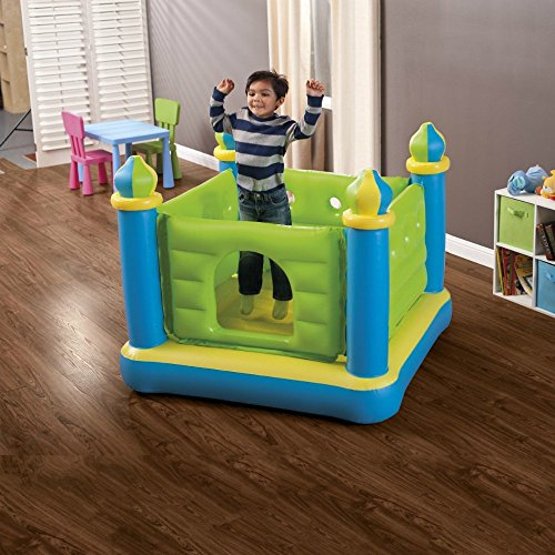 Intex Jr. Jump-O-Lene Castle Inflatable Bouncer, 52