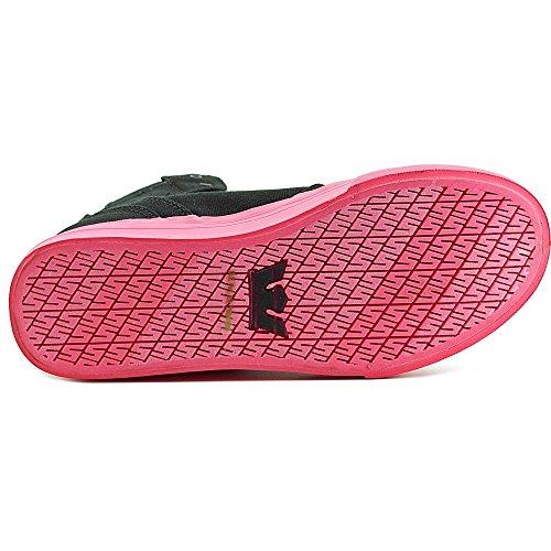 Supra Menns Skytop Iii Sko Svart - Hot Pink