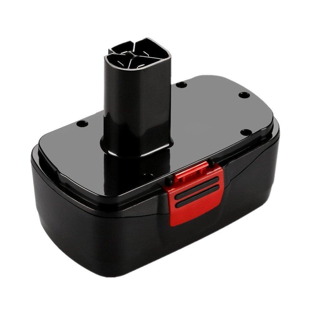 3.0Ah Ni-MH Replace for Craftsman 19.2 Volt Battery C3 Diehard 1323903 130279005 130279003 130279017 1323517 11375 315.11375 315.11485 315.113753 315.115410